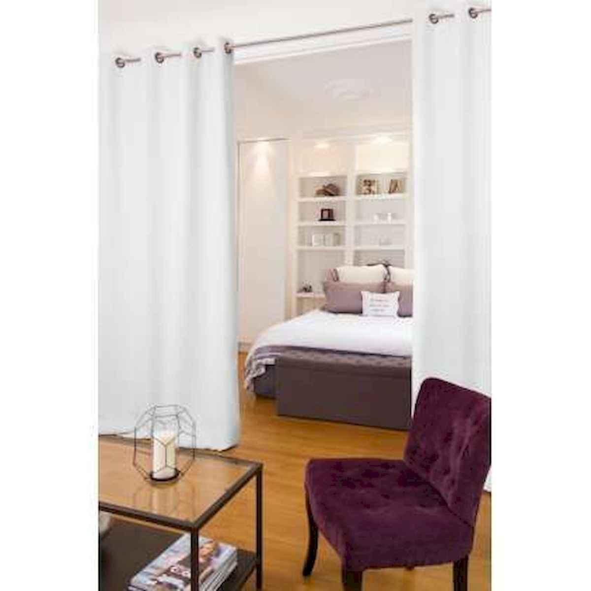 40 Favorite Studio Apartment Room Dividers Curtains Design Ideas and Decor (36)