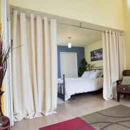 40 Favorite Studio Apartment Room Dividers Curtains Design Ideas and Decor (9)