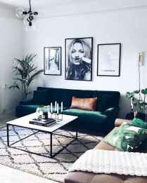 50+ Beautiful Small Living Room Decor Ideas And Remodel for Your First Apartment (16)