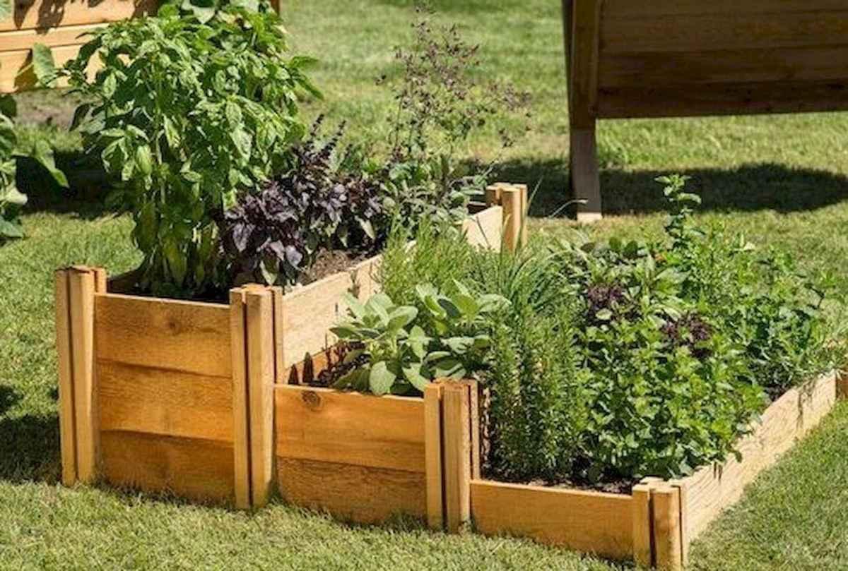 50 Best Garden Beds Design Ideas For Summer (42)
