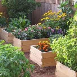 50 Best Garden Beds Design Ideas For Summer (45)