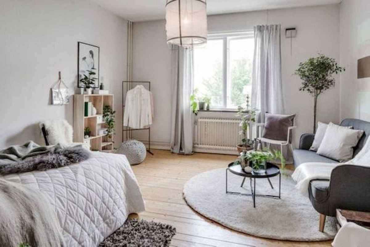 50+ Favorite Studio Apartment Bedroom Decor Ideas And Remodel (16)