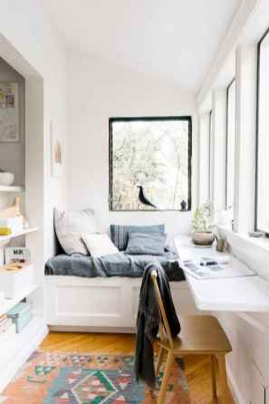 50+ Stunning Minimalist Studio Apartment Small Spaces Decor Ideas And Remodel (36)