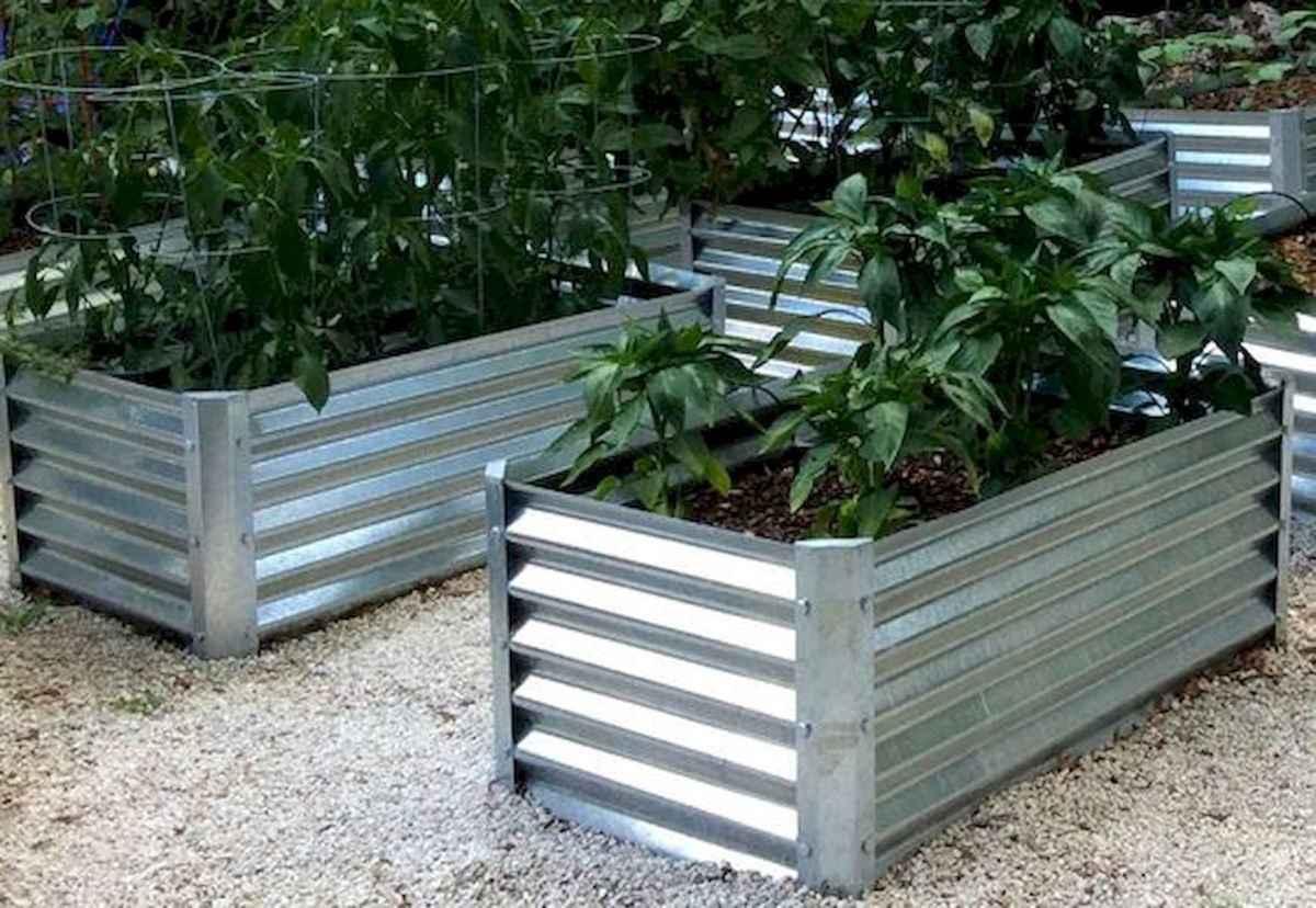 55 Favorite Garden Boxes Raised Design Ideas (23)
