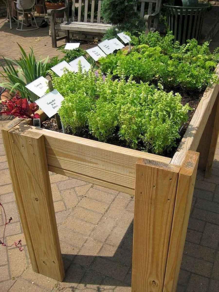 55 Favorite Garden Boxes Raised Design Ideas (36)