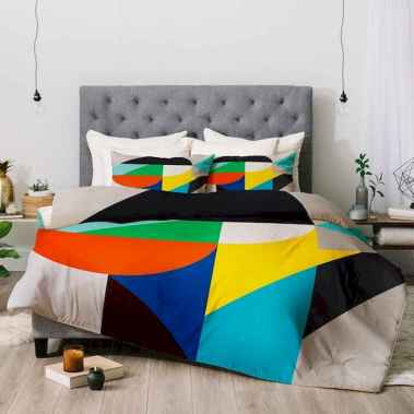 70+ Awesome Colorful Bedroom Decor Ideas And Remodel for Summer Project (63)
