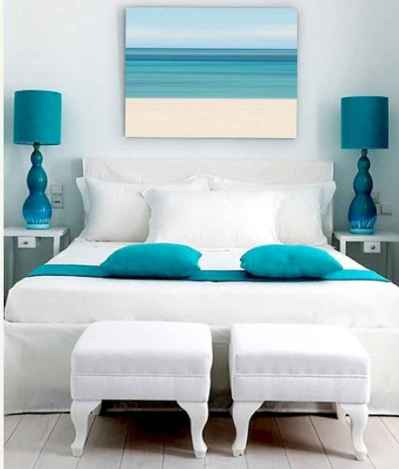 70+ Awesome Colorful Bedroom Decor Ideas And Remodel for Summer Project (69)