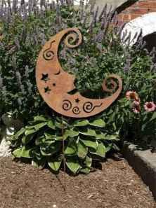 70 Best Metal Garden Art Design Ideas For Summer (20)