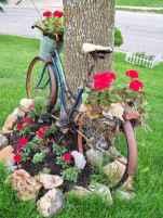 70 Creative and Inspiring Garden Art From Junk Design Ideas For Summer (48)