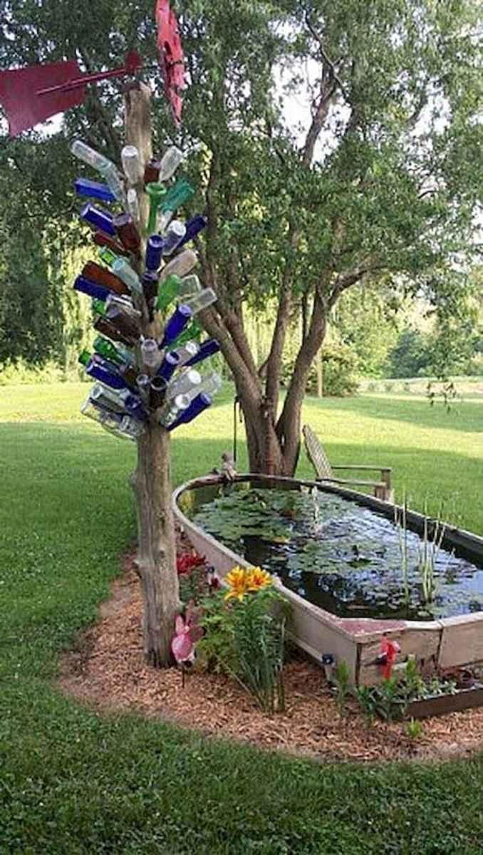 70 Creative and Inspiring Garden Art From Junk Design Ideas For Summer (69)