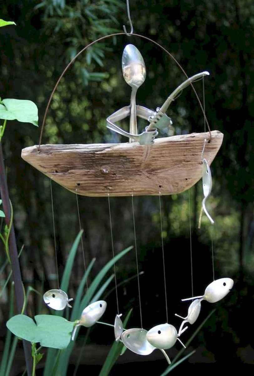 70 Creative and Inspiring Garden Art From Junk Design Ideas For Summer (70)