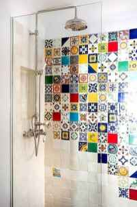 70+ Fantastic Colorful Bathroom Decor Ideas And Remodel for Summer Project (13)