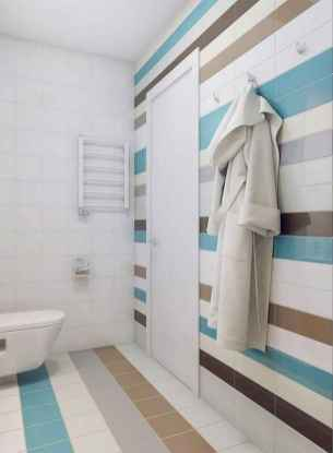 70+ Fantastic Colorful Bathroom Decor Ideas And Remodel for Summer Project (6)