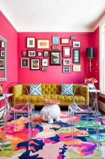 80+ Awesome Colorful Living Room Decor Ideas And Remodel for Summer Project (16)
