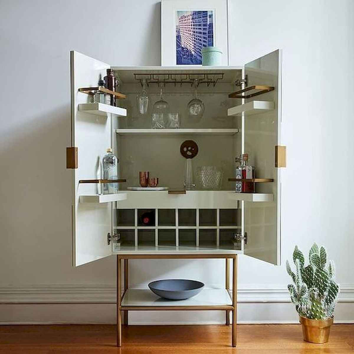 80+ Creative Apartment Hacks Decor Ideas And Remodel (88)