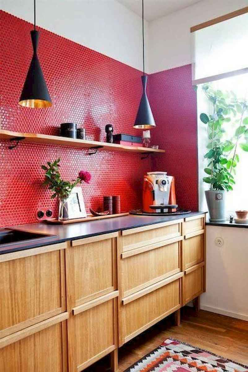 80+ Fantastic Colorful Kitchen Decor Ideas And Remodel for Summer Project (61)