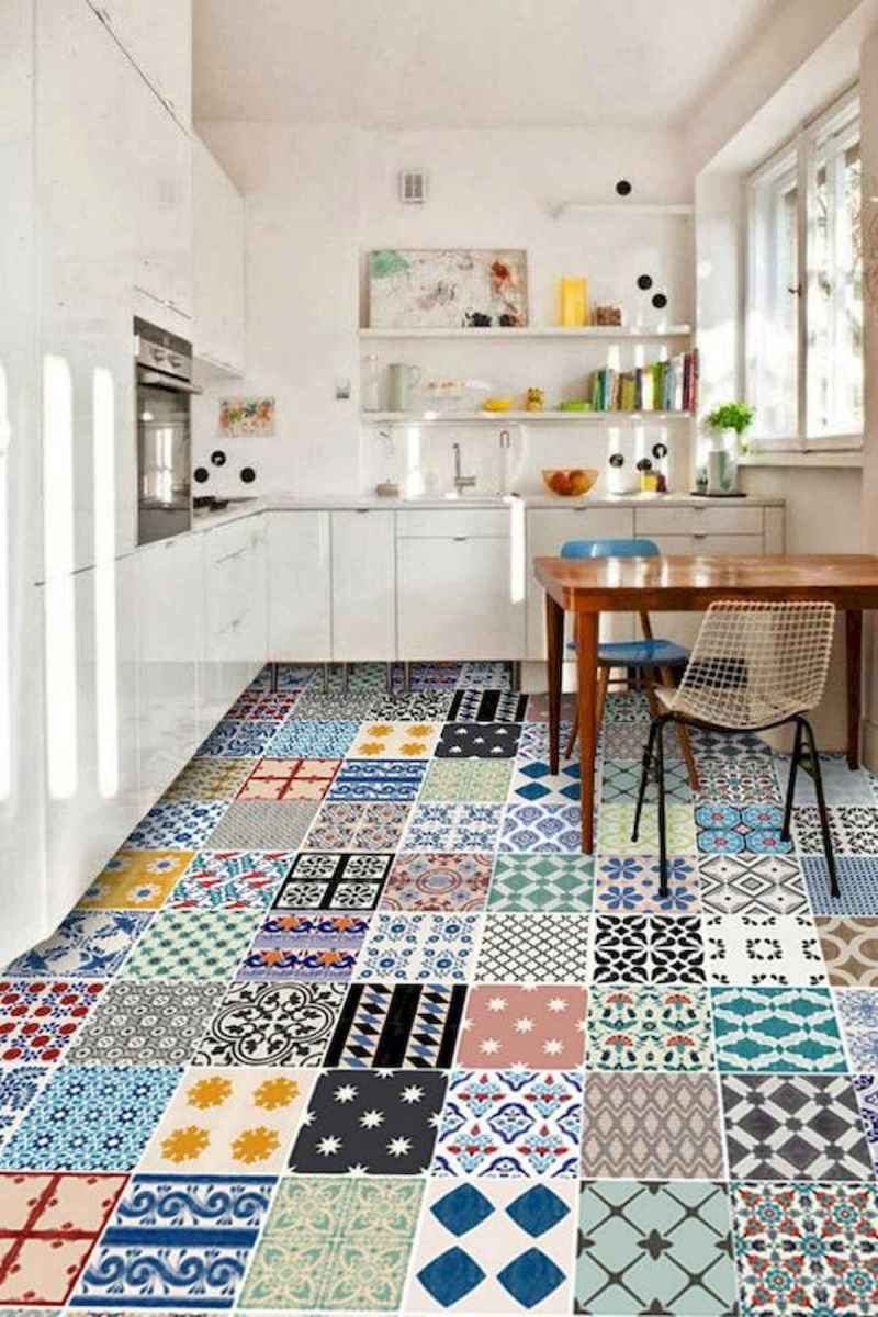 80+ Fantastic Colorful Kitchen Decor Ideas And Remodel for Summer Project (63)