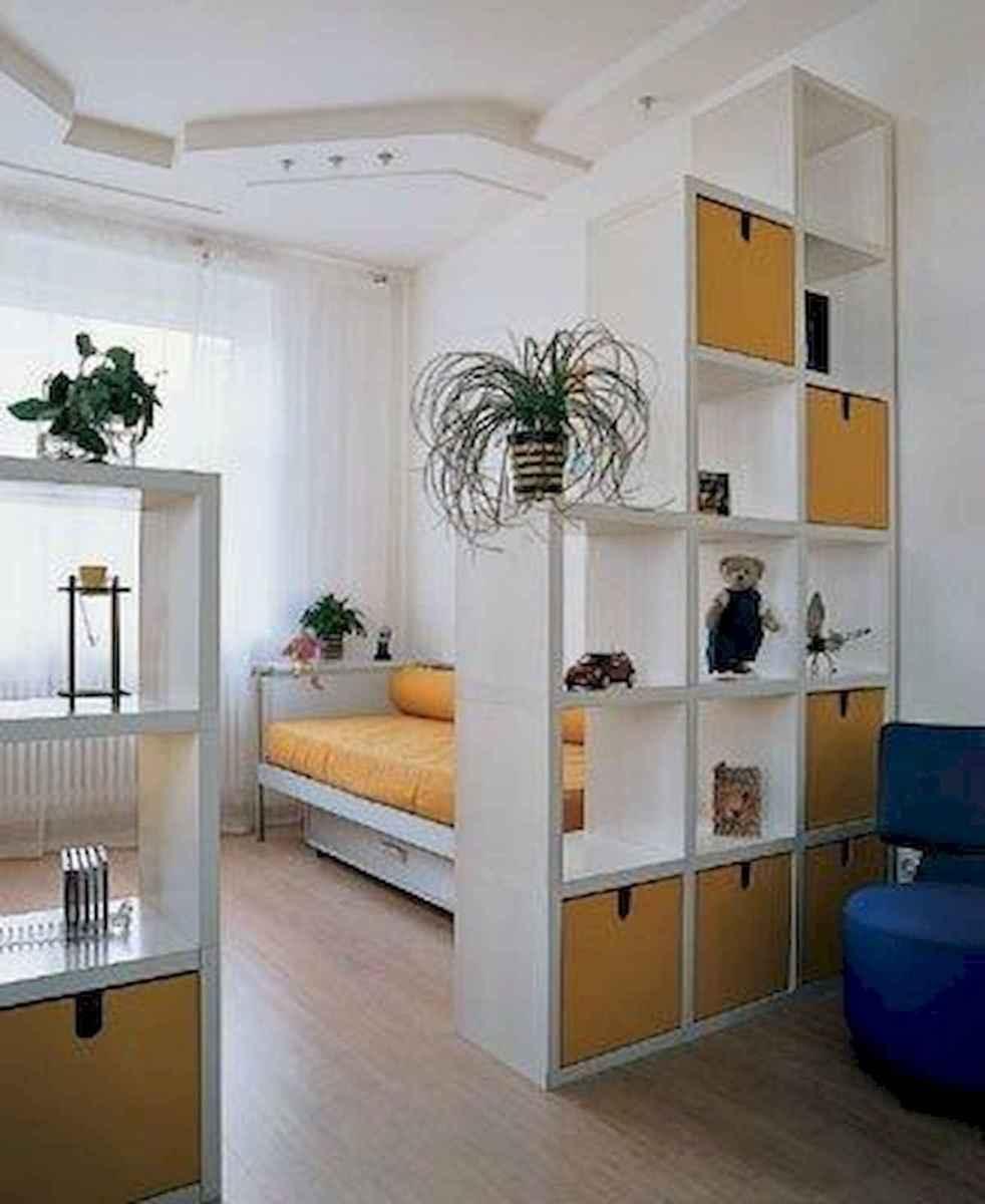 80+ Gorgeous Studio Apartment Divider Decor Ideas And Remodel (25)
