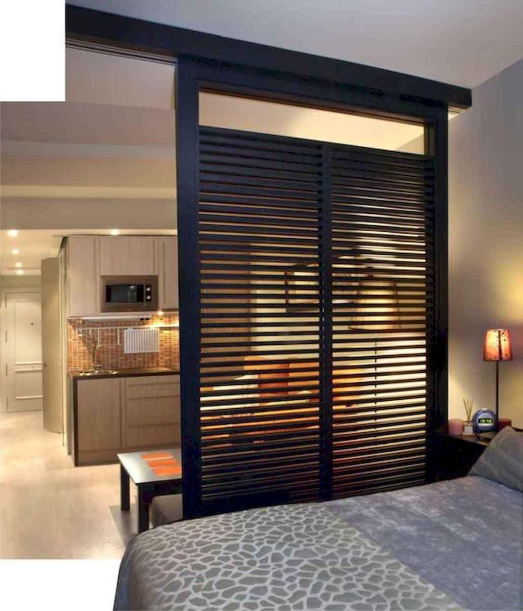 80+ Gorgeous Studio Apartment Divider Decor Ideas And Remodel (3)