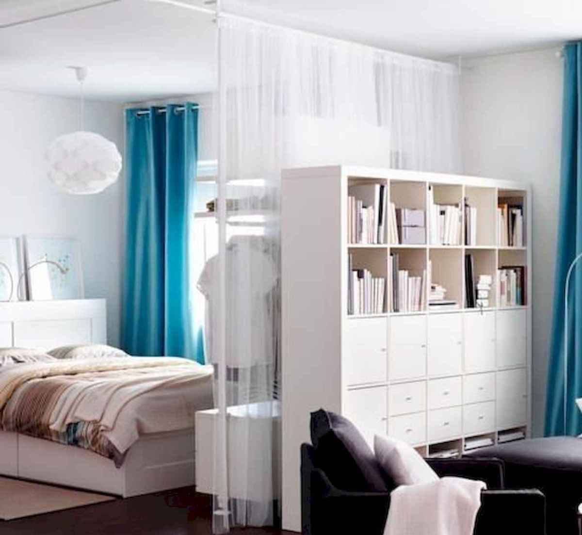 80+ Gorgeous Studio Apartment Divider Decor Ideas And Remodel (34)