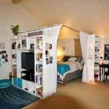 80+ Gorgeous Studio Apartment Divider Decor Ideas And Remodel (69)