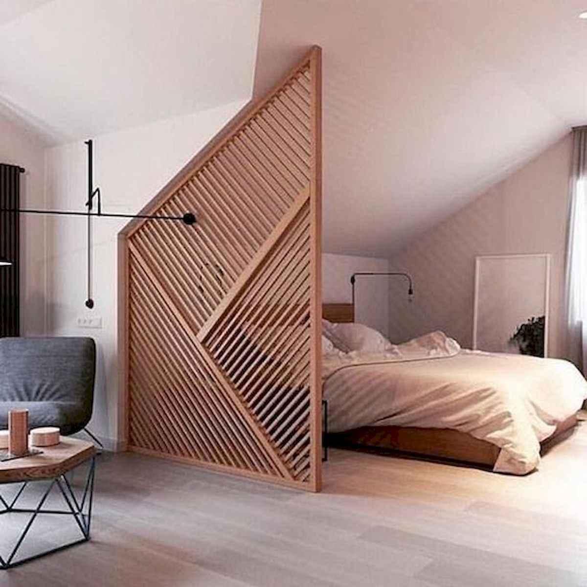 80+ Gorgeous Studio Apartment Divider Decor Ideas And Remodel (78)
