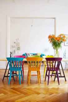 90+ Fantastic Colorful Apartment Decor Ideas And Remodel for Summer Project (17)
