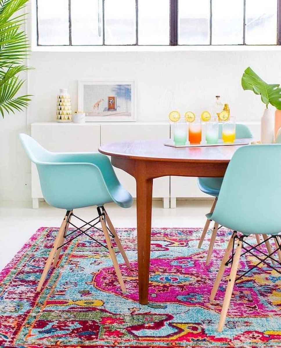 90+ Fantastic Colorful Apartment Decor Ideas And Remodel for Summer Project (30)