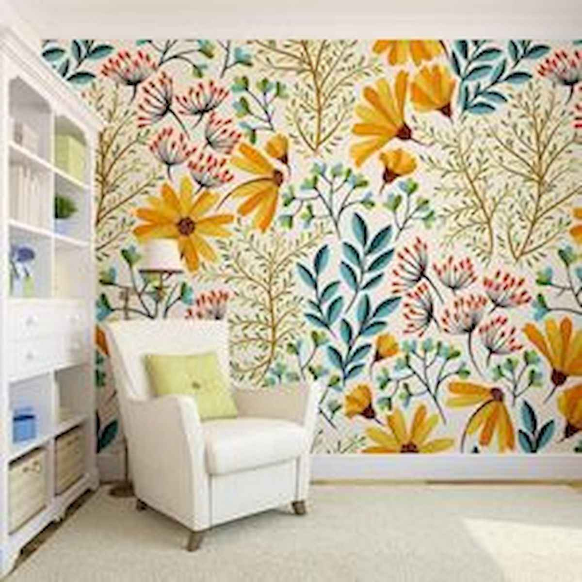 90+ Fantastic Colorful Apartment Decor Ideas And Remodel for Summer Project (33)