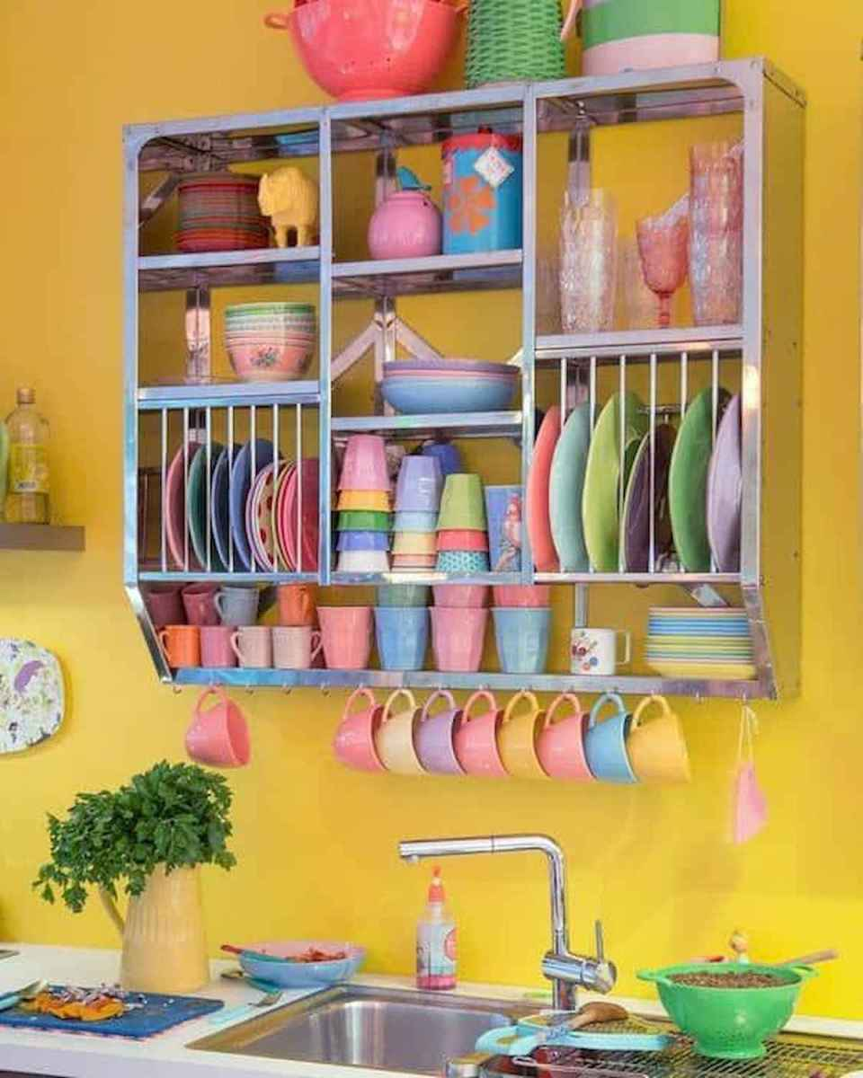 90+ Fantastic Colorful Apartment Decor Ideas And Remodel for Summer Project (78)