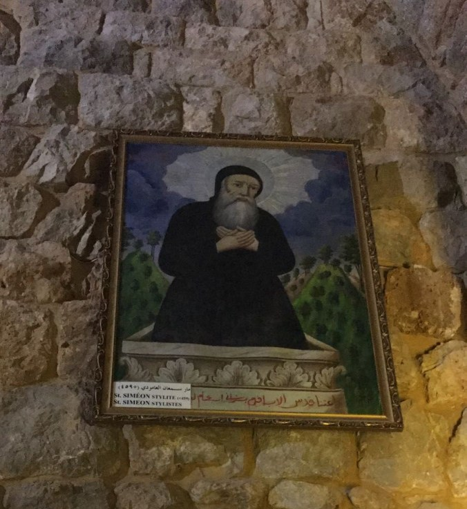 St Simeon Stylite