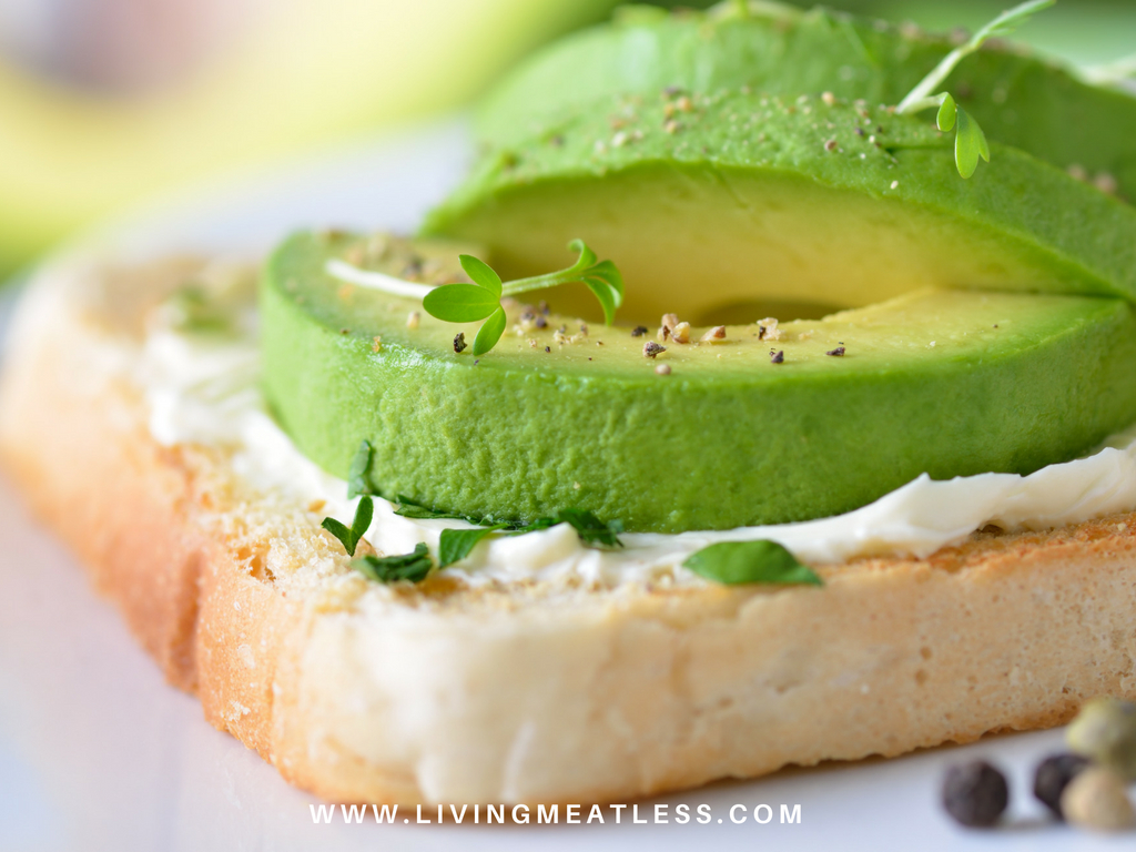 Meatless Monday Avocado Toast