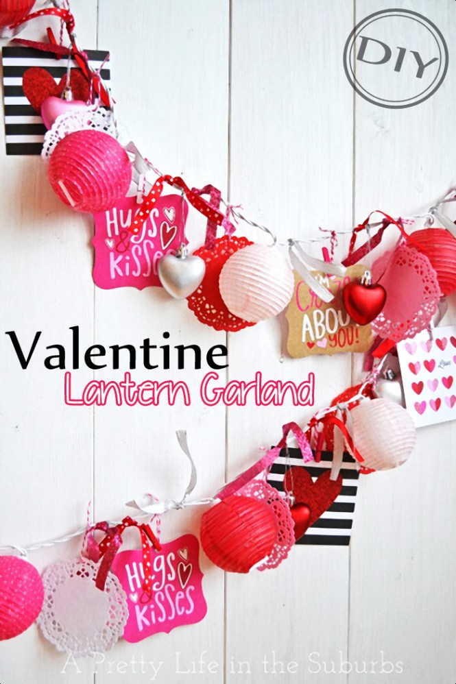 Diy Valentine Decor Ideas Wreath Cute And Easy Home Projects For