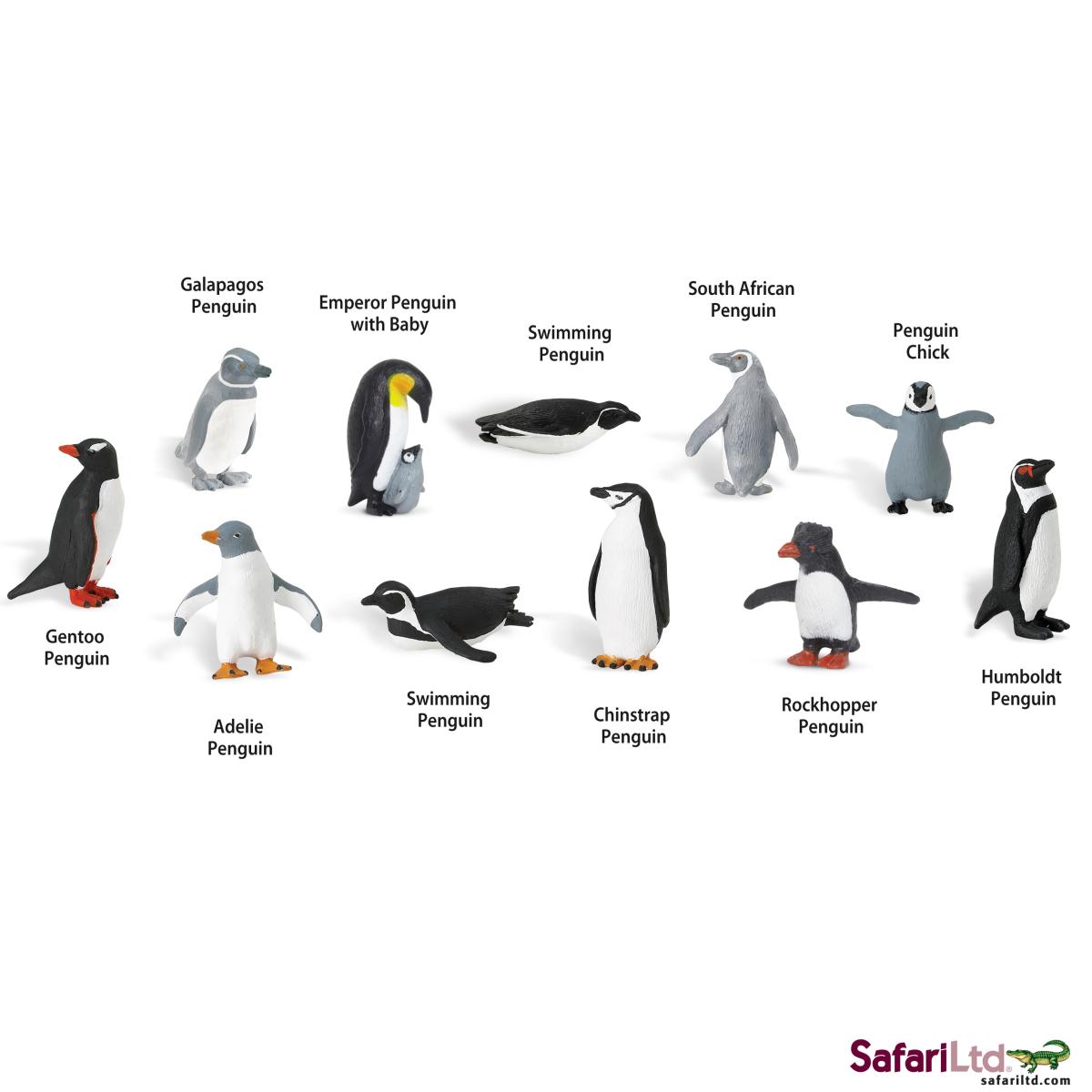 Montessori Inspired Penguin Unit