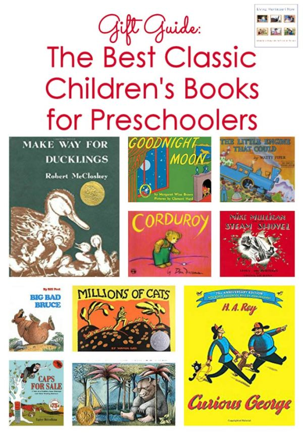Gift Guide: The Best Classic Children's Books for ...