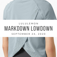 lululemon Markdown Lowdown (9/24/2)