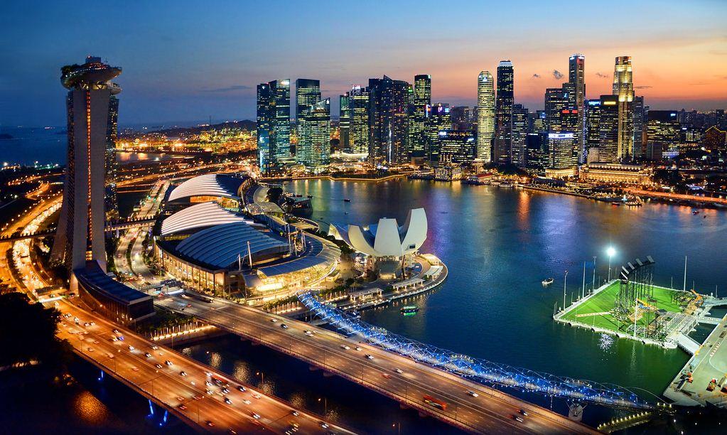 Image result for marina bay sands skypark