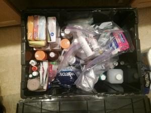 tub o' medicine cabinet