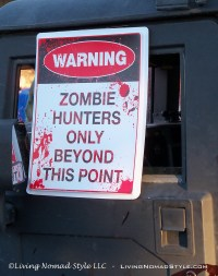 Zombie Hunters Only