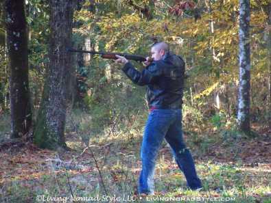 Chase - Shooting Skeet