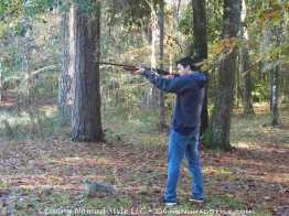 Ethan - Shooting Skeet