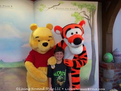 Trevor - Pooh - Tigger