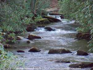 River To Sliding Rock