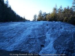 Cascade Of Bridal Veil Falls