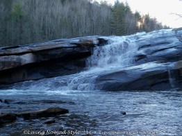 Lower Base - Bridal Veil Falls