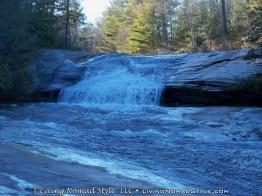 Upper Falls - Bridal Veil Falls 1