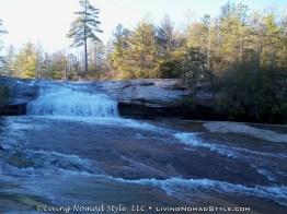 Upper Falls - Bridal Veil Falls 2