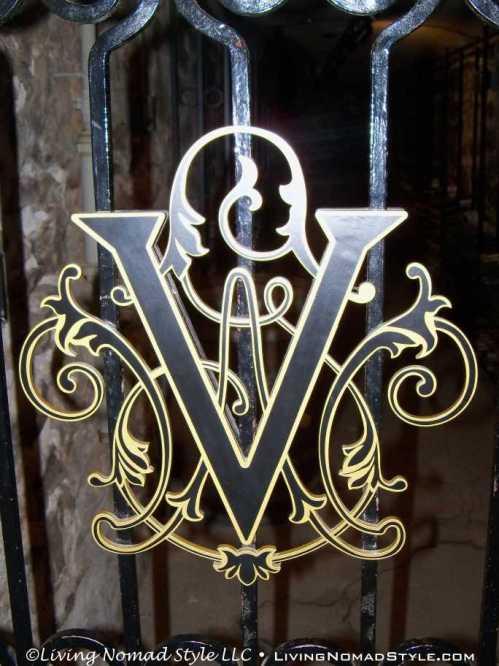 Vanderbilt V On Gate To Displays