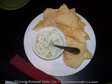 Honey Whytes Sausage Dip