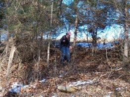 Mandy Hiking - - Shenandoah River